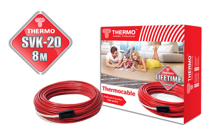 Thermocable SVK 165 8 м