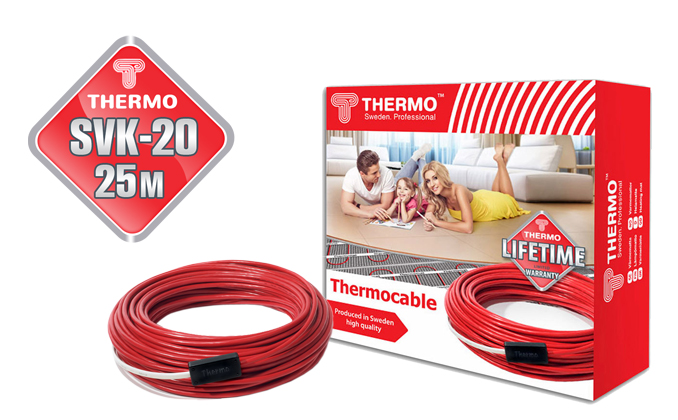 Thermocable SVK 500 25 м