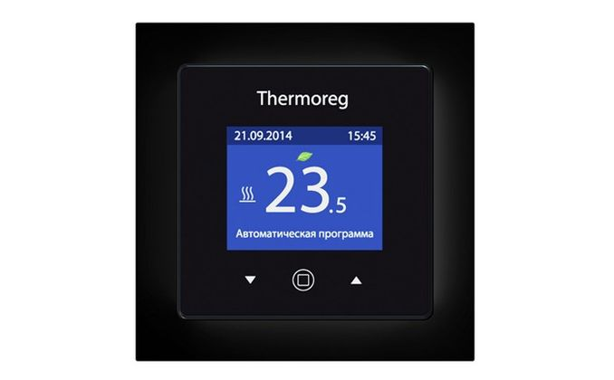 Thermoreg Ti 970 Black