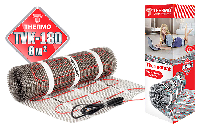 Thermomat TVK 180 9 м.кв.